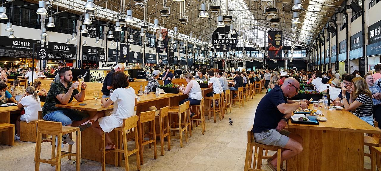 Lisabon tržnice