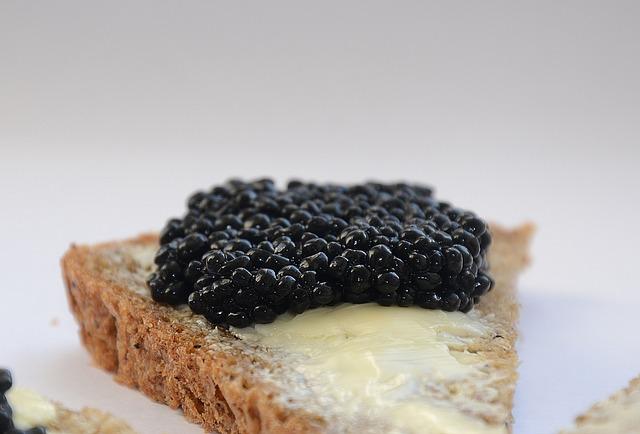 černý kaviár