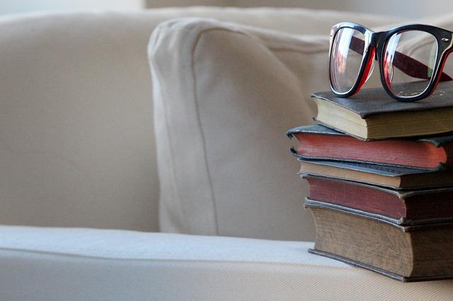 Knihy, duše domova