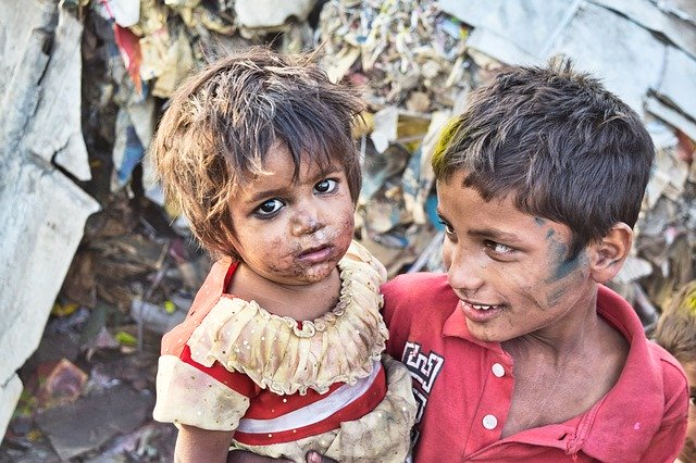 chudoba dětí