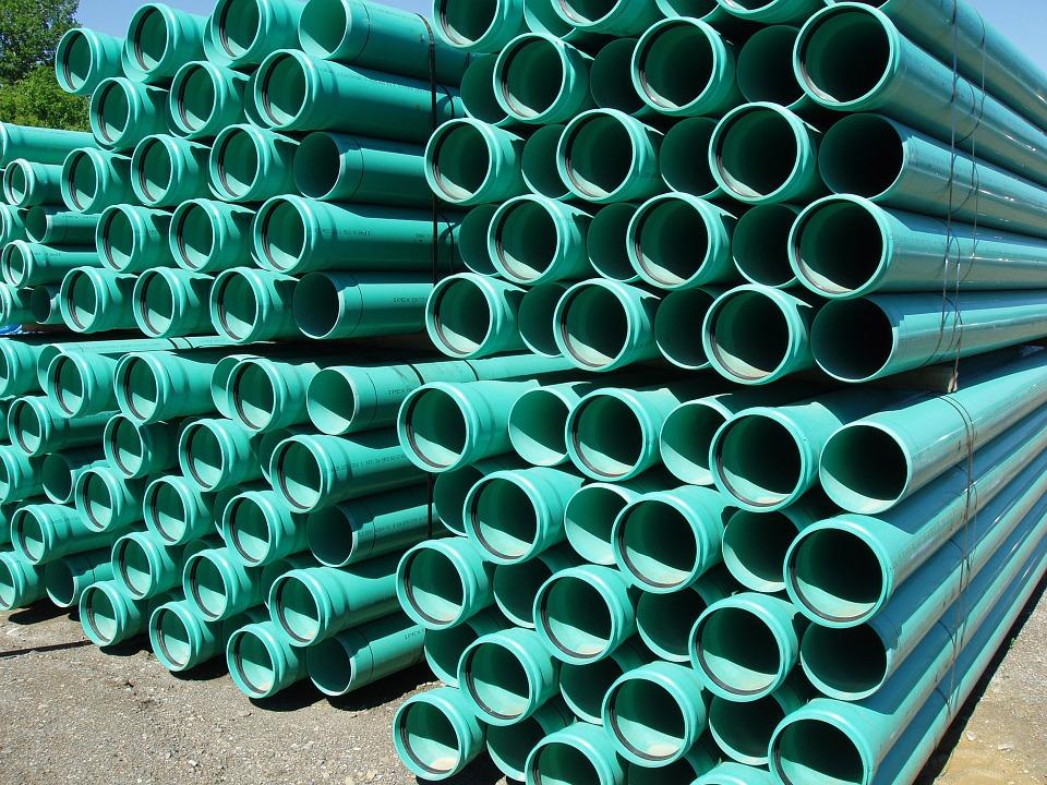 plastové potrubí